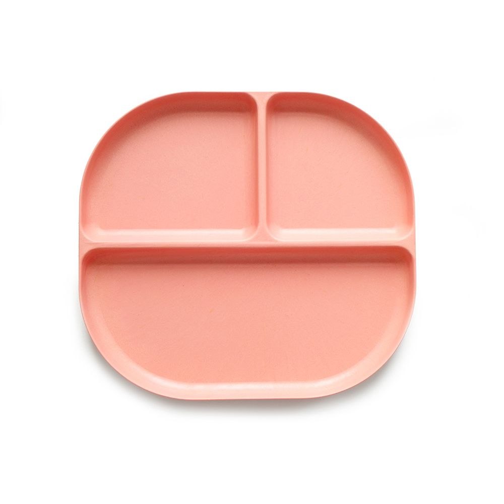Bambino Divided Tray Cora Coral, Taille unique