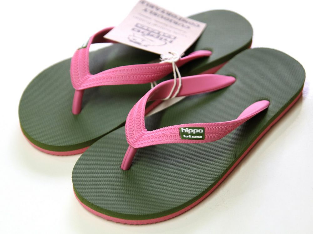 Tongs, Green Pink Green Pink, 38-39