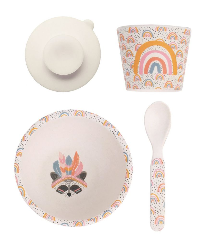 Baby Feeding Set - Gypsy Girl