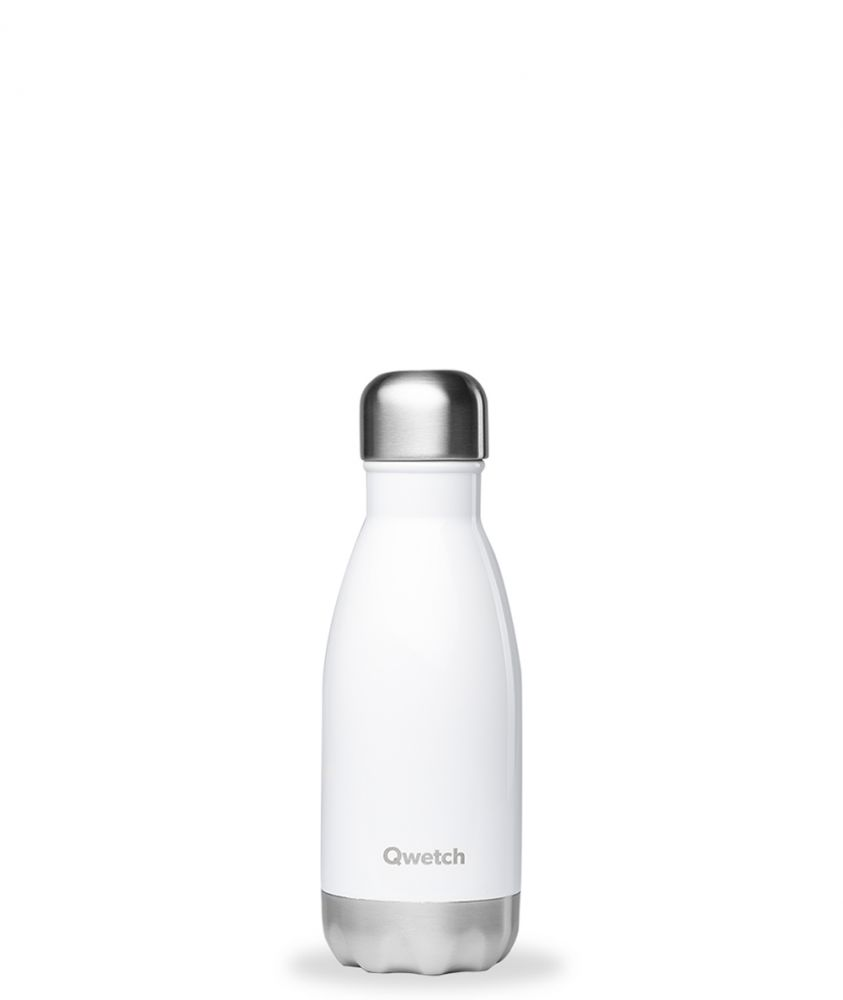 Bouteille blanc brillant 260ml blanc brillant, 260ml