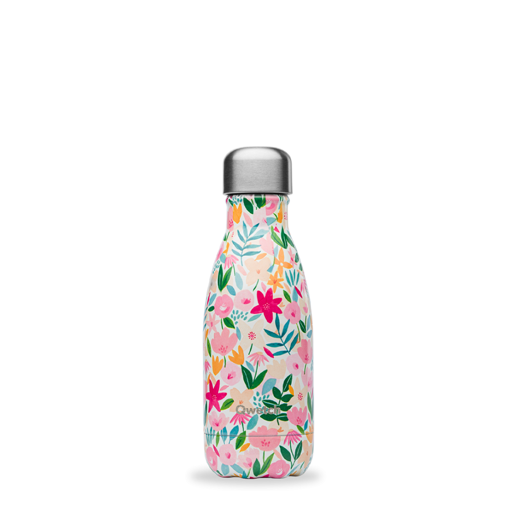 Bouteille inox iso flora rose 260ml Flora rose, 260ml