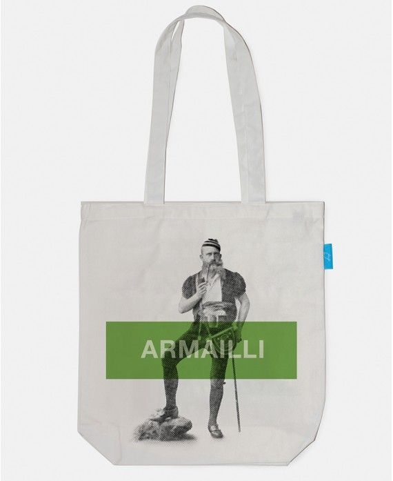 Bag Armailli 38x43cm ? 100% cotton ? 1